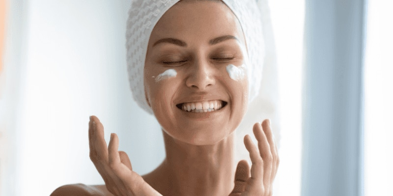 Vegan friendly face cleaning routine