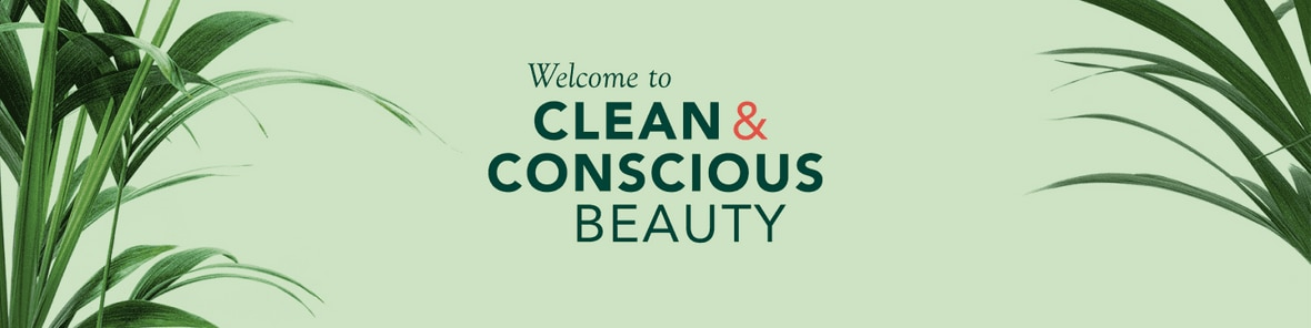 clean and conscious beauty